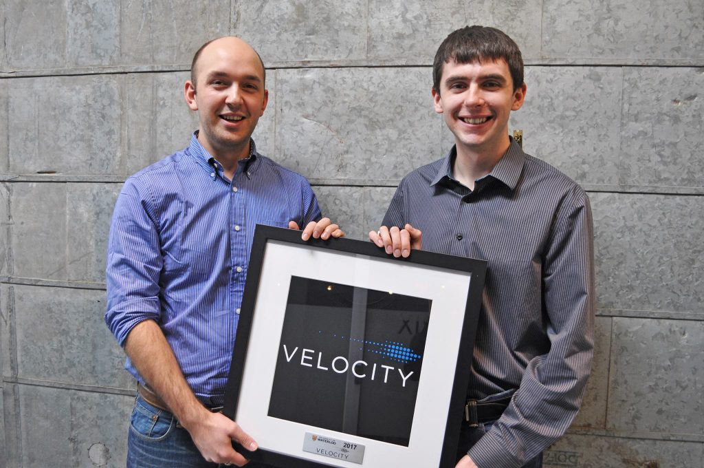 velocity start up u waterloo