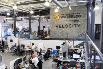 velocity the university of waterloo
