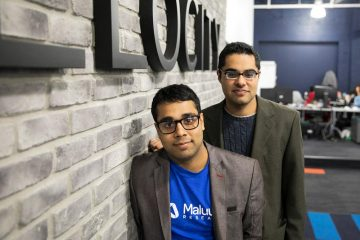 maluuba co founders sam pasupalak and kaheer suleman