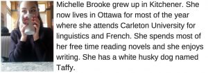 michelle brooke bio