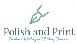 polish and print freelance writing and editing services