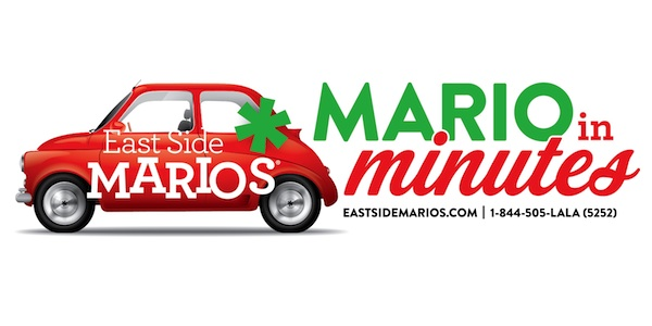 East-Side-Marios delivers