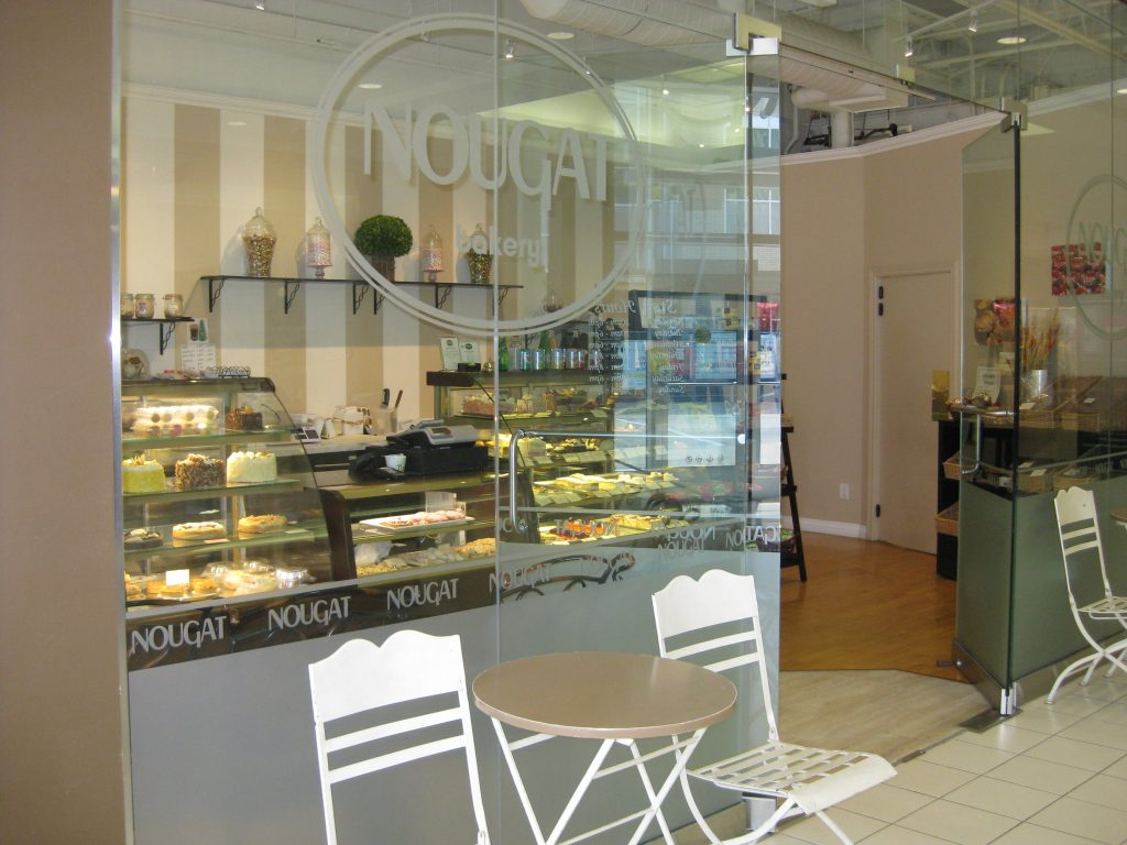 Nougat Bakery Waterloo location