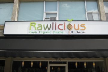 rawlicious sign