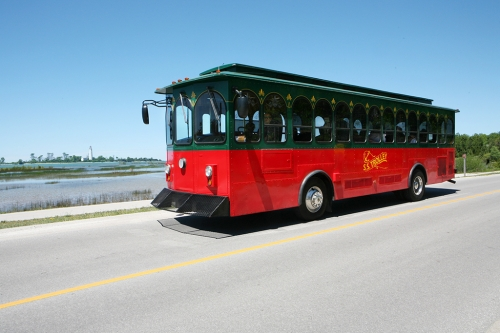 ss trolley saugeen shores