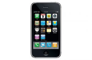 apple iphone 2008