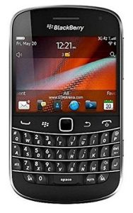 blackberry by-9900 cell phone