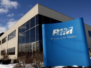 rim research in motion