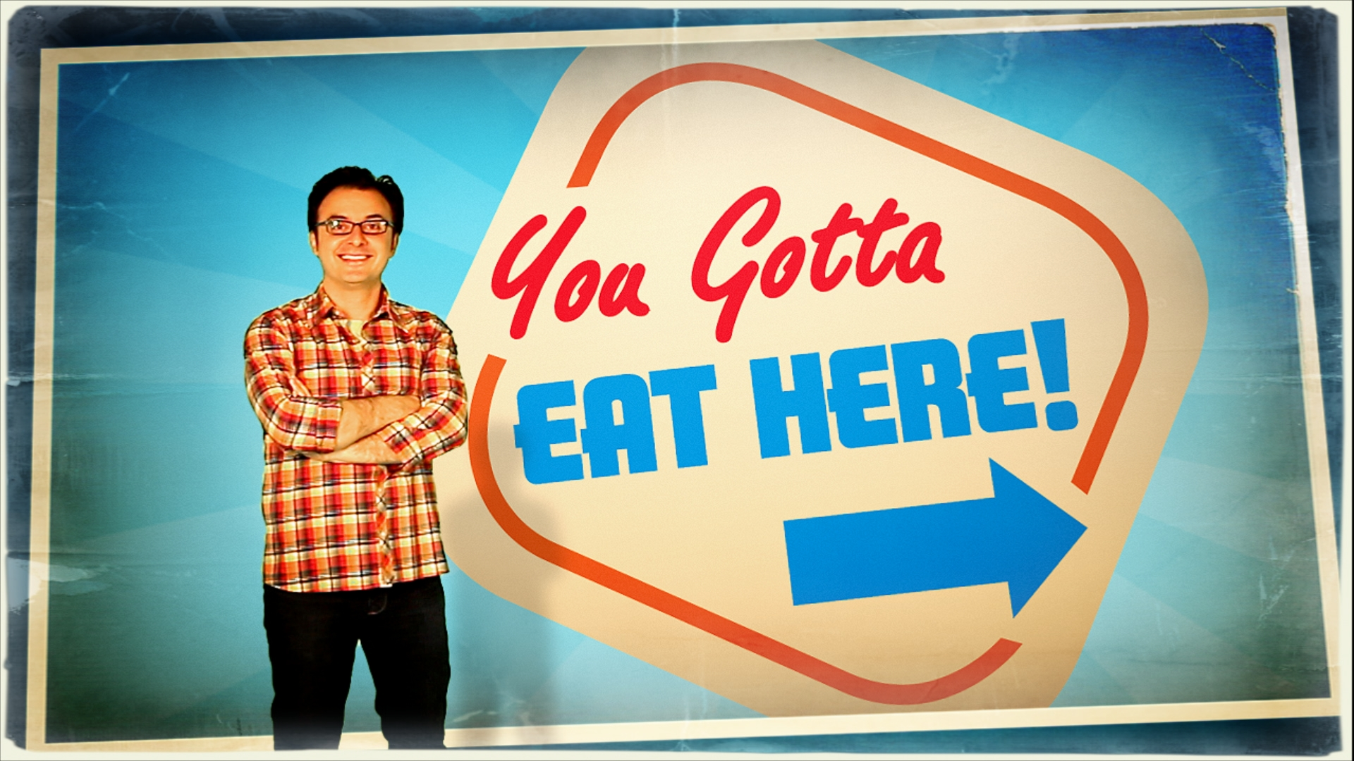 You gotta eat here logo